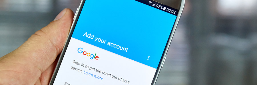 This fake Google app is really a phishing scam